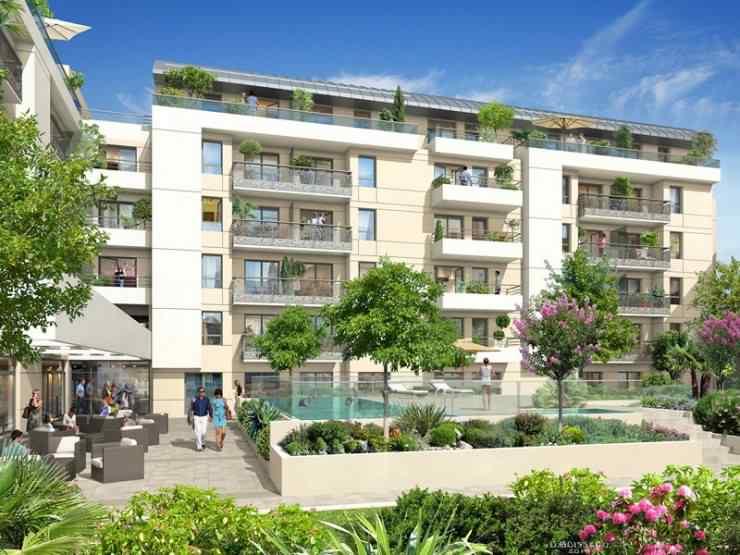 Цены на продажу квартир во Франции
